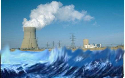 Sea level rise threatens to flood many coastal nuclear power plants (nuclear-news.net)