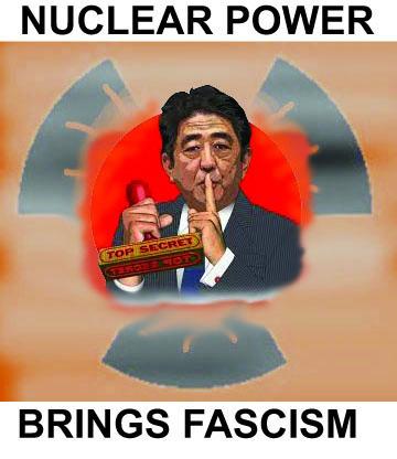Abe NUCLEAR FASCISM