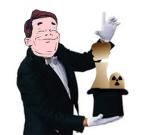 Nuclear magician