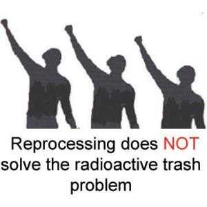 Reprocessing--NO