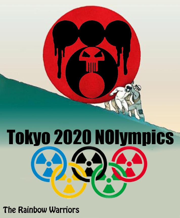 Tokyo NOlympics