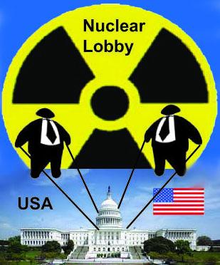 USA nuclear lobby