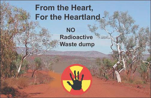 Radioactive Waste Dump