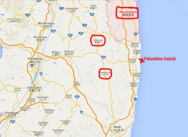 3 villes