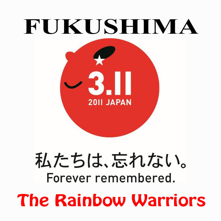 Fukushima 311 forever remembered
