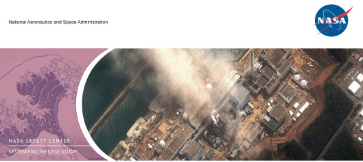 Nasa Fukushima failure