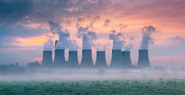Beginning of the end for fossil fuels (Photo by Bill Allsopp / Loop Images)