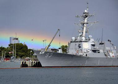 USS Chung-Hoon (Photo byPetty Officer 2nd Class  Daniel Barker. Public Domain. Wikimedia Commons.