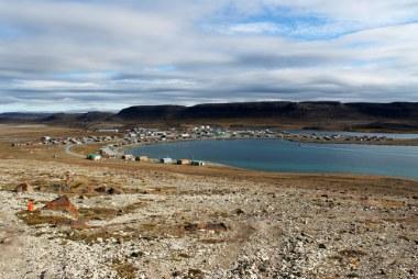 Ulukhaktok, Northwest Territories (Photo by Elaine Anselmi)