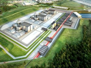 The Moorside nuclear complex (Image: Nugen)