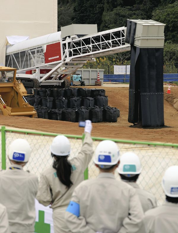 28 oct 2017 okuma storage facolity starts3