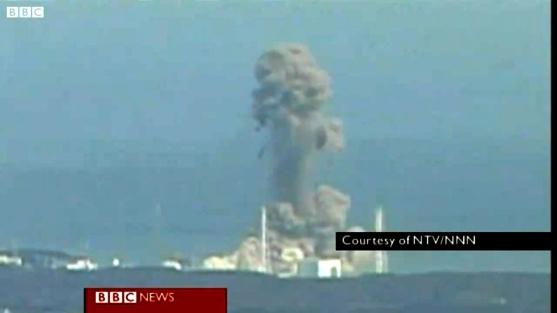Japan-Nuclear-Explosion BBC Fukushima