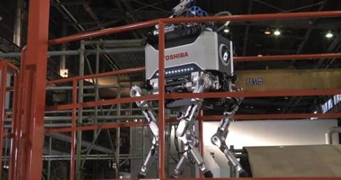 Meet the robots looking for fuel after Fukushima's Daiichi