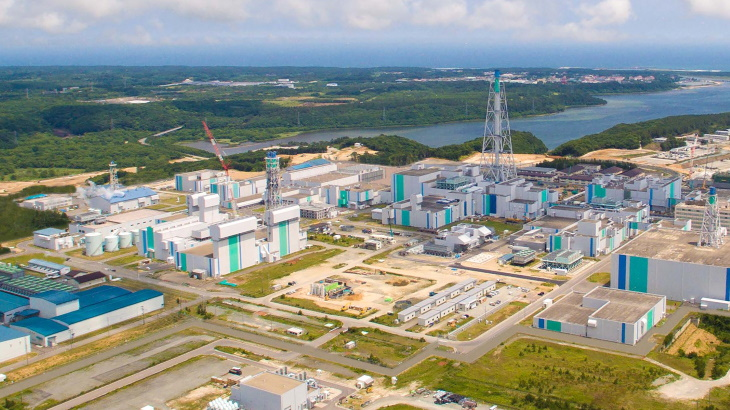 Rokkasho-reprocessing-plant-(JNFL)